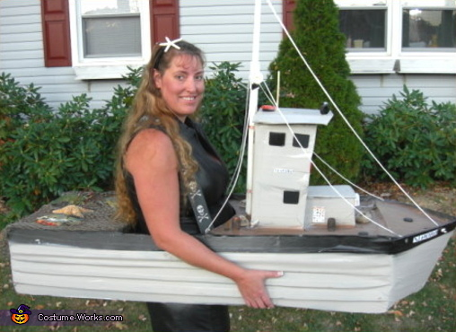 The Deadliest Catch - Homemade costumes for women