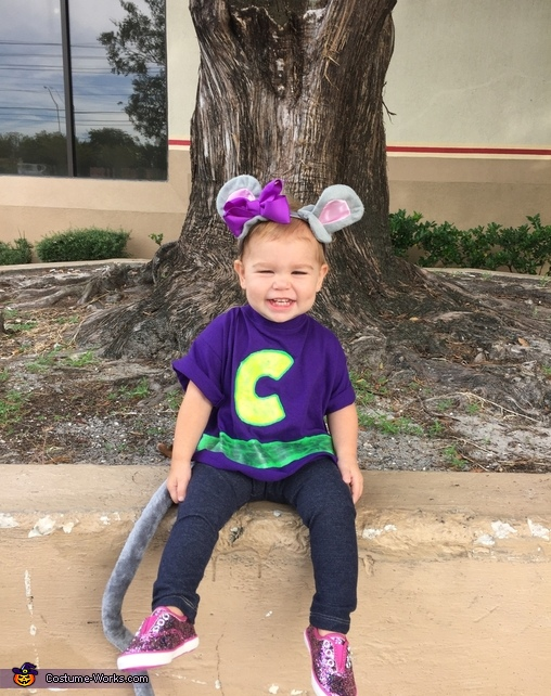 Chuck E. Cheese Costume