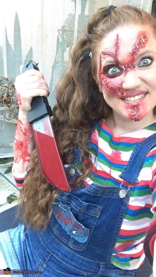 Chuckie Costume