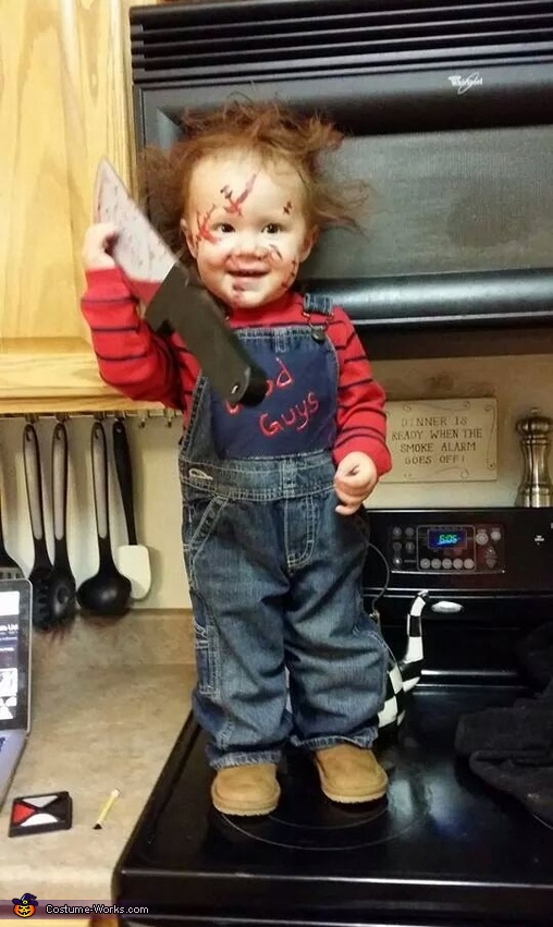 Chucky Shoes For Kids