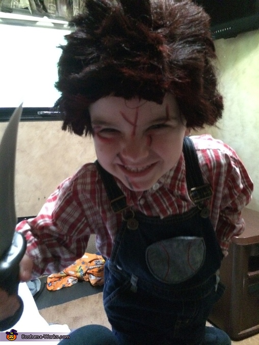 Wanna Play?, Chucky Doll Costume