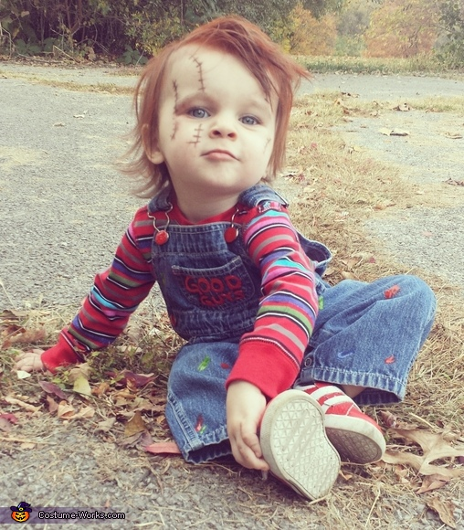 Child's Play Chucky Baby Halloween Costume