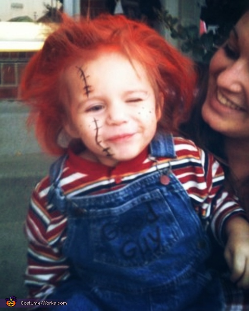 Chucky, Chucky Costume