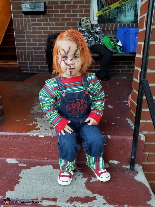 Cute Chucky Costume