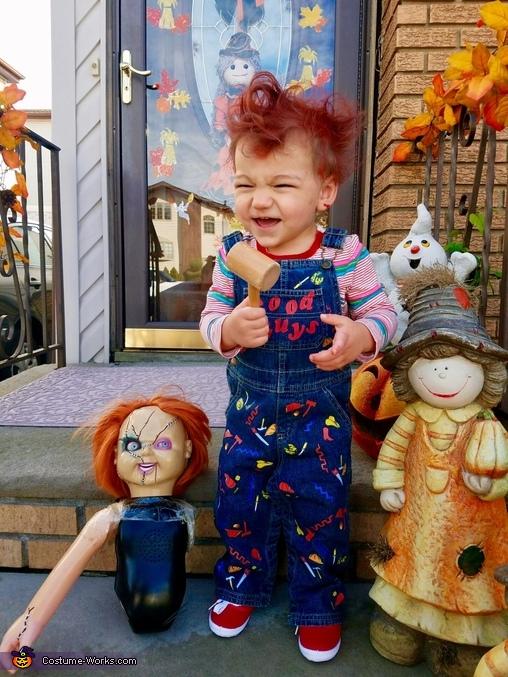 Infant Chucky Costume