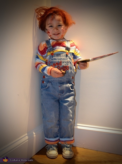 Chucky Good Guys Costume