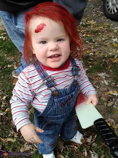 Baby Chucky Costume