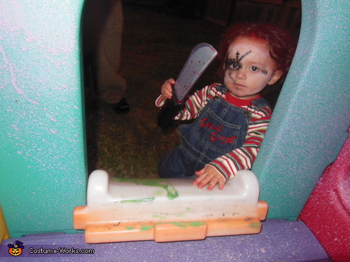 Chucky Baby Costume Ideas