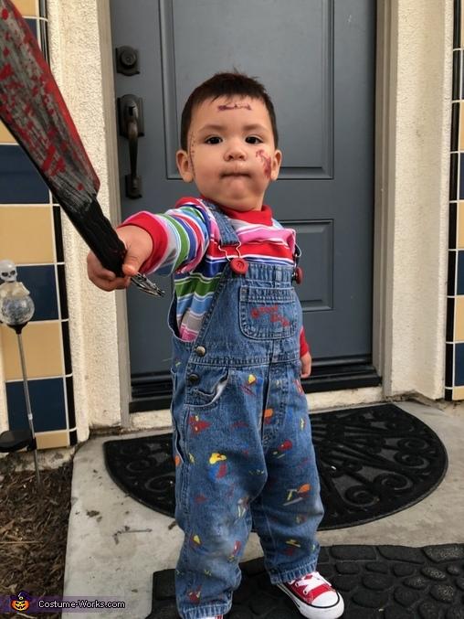 Wanna Play?, Chucky Child Costume