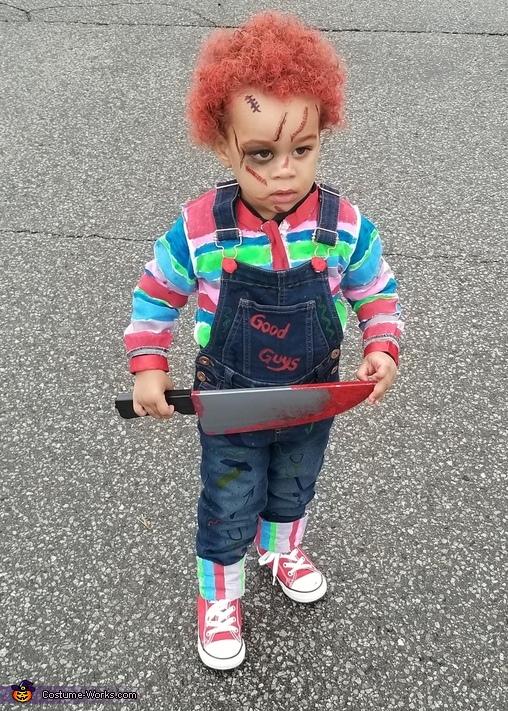 Chucky Costume DIY