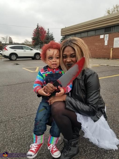 Chucky & Tiffany, Chucky Costume