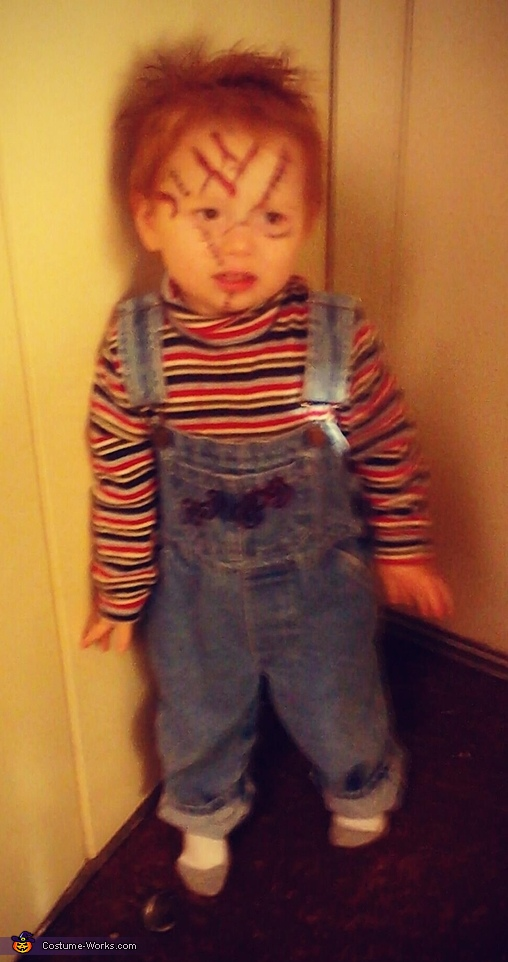 Little chucky , Chucky Costume