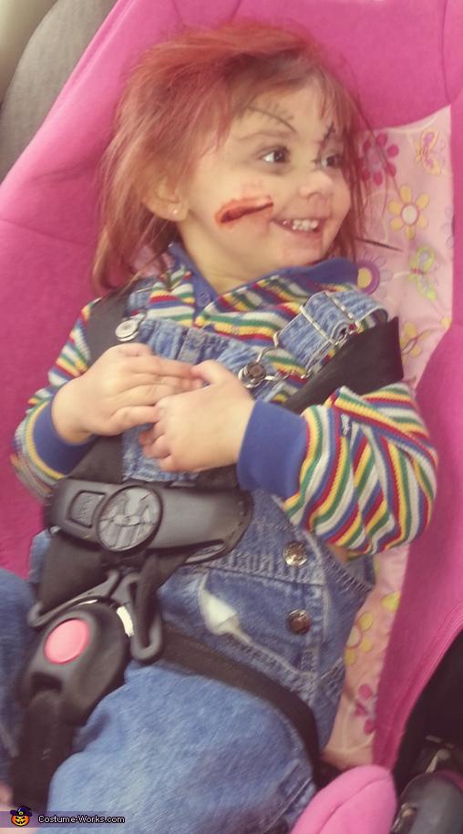 Chucky Baby Costume