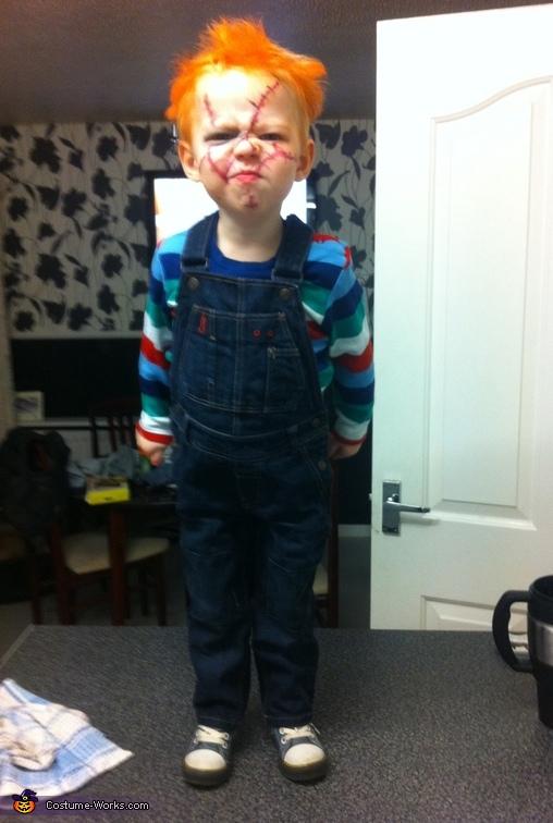 Chucky Costume