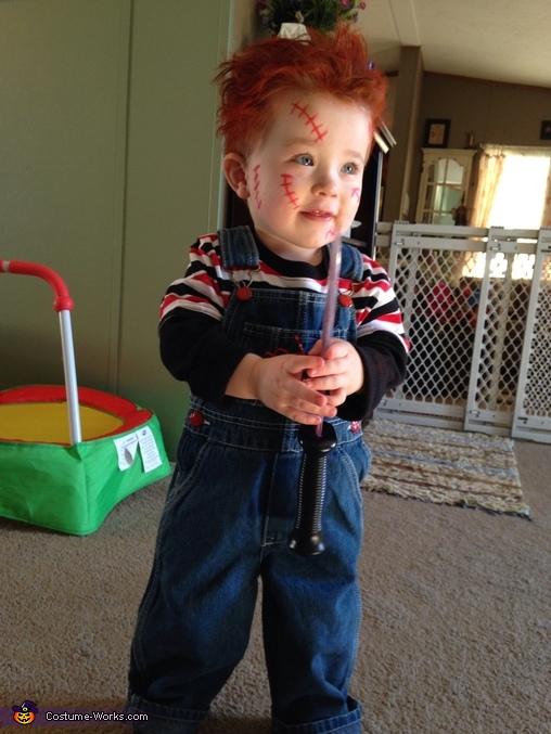 Chucky , Baby Chucky Costume