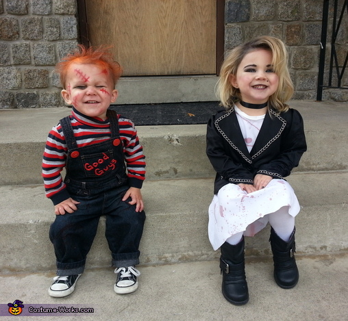 Chucky and Bride of Chucky Costumes