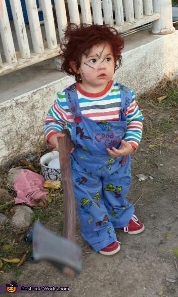 Chucky, Chucky and Bride of Chucky Costume