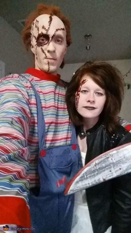 Chucky & Bride of Chucky, Chucky and Bride of Chucky Costume