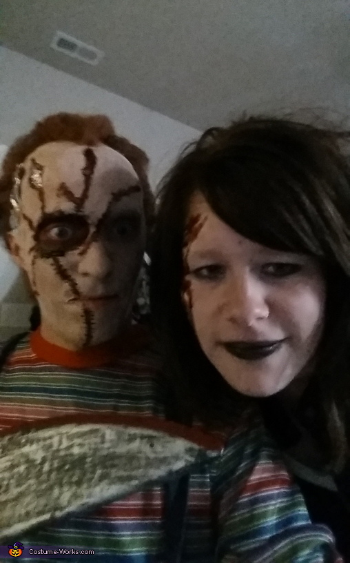 Chucky & Bride of Chucky, Chucky and Bride of Chucky Costume