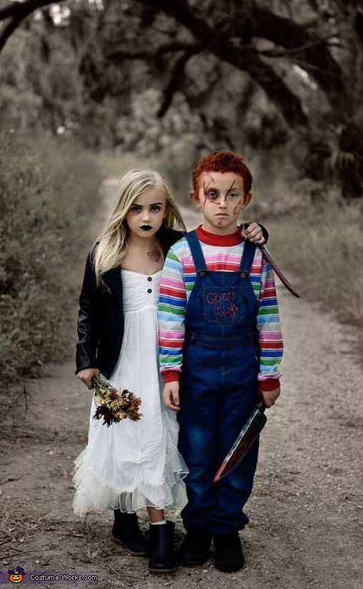Chucky and The Bride Costume