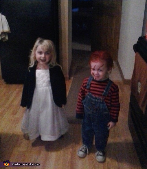 Chucky and the Bride of Chucky Costume