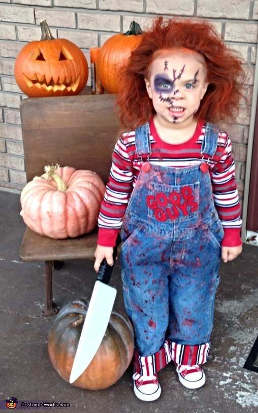 chucky doll costume - photo #27