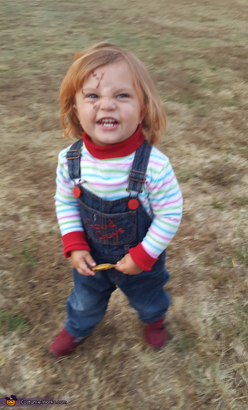Child's Play Chucky Doll DIY Costume