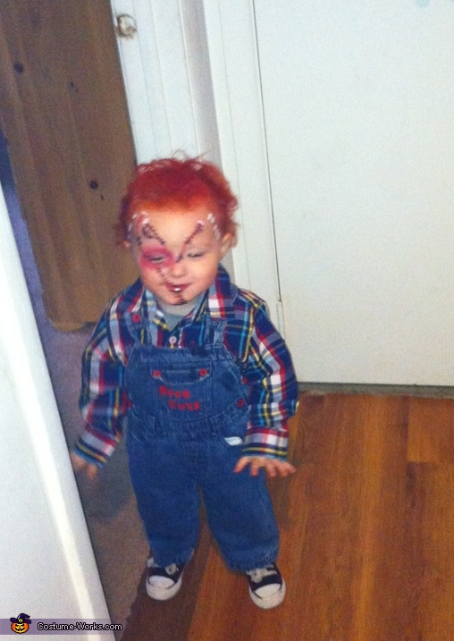 chucky doll costume - photo #21