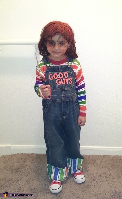 chucky doll costume - photo #26