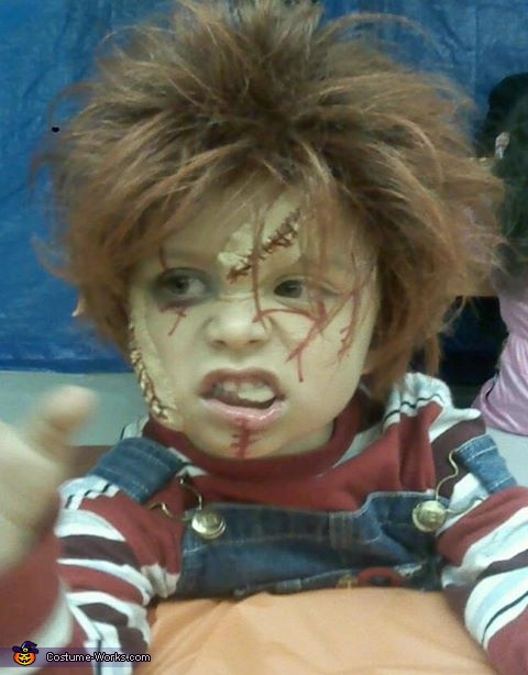 Child's Play Movie Chucky Costume
