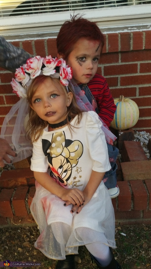 Chucky n bride #4, Chucky n Bride Costume