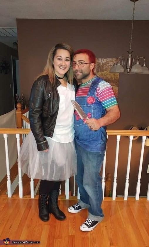 Chucky & Bride of Chucky Costume