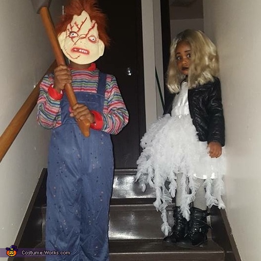 Chucky & his Bride Costume