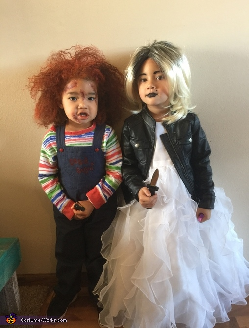 Chucky & the Bride of Chucky Costume