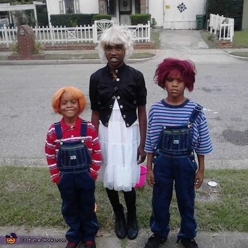 Chucky: The Good, The Bad, and The Bride Costume