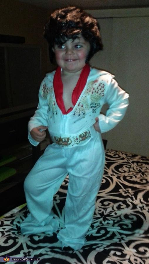 Chunky Elvis Baby Costume