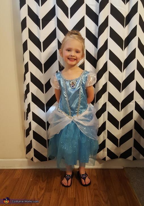 Cinderella Costume Idea
