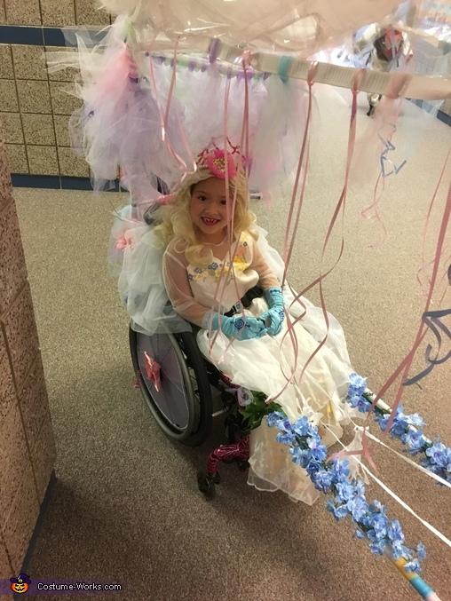 Cinderella, Cinderella Costume