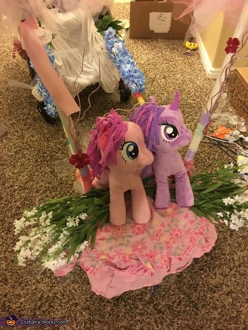 Ponies, Cinderella Costume
