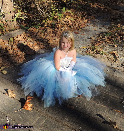 Smile Pretty, Cinderella Costume