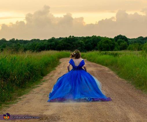 Midnight, Cinderella 2015 - Re-Imagined Costume