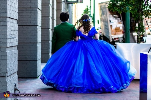 The Prince, Cinderella 2015 - Re-Imagined Costume