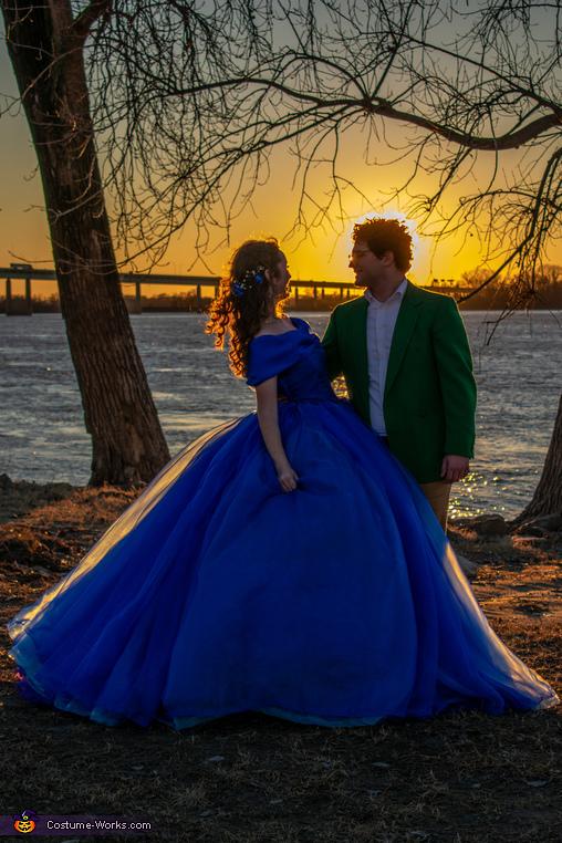 Ella & Kit, Cinderella 2015 - Re-Imagined Costume