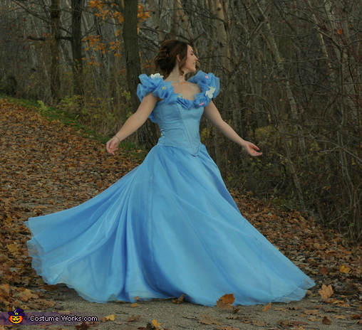 Dancing, Cinderella: Belle of the Ball Costume