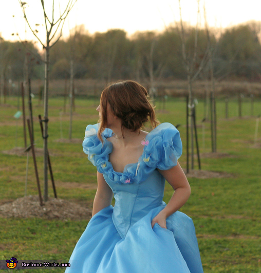 Is That the Time?, Cinderella: Belle of the Ball Costume