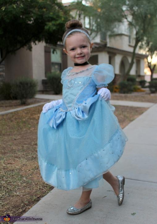 Cinderella & Prince Charming Kids Costume