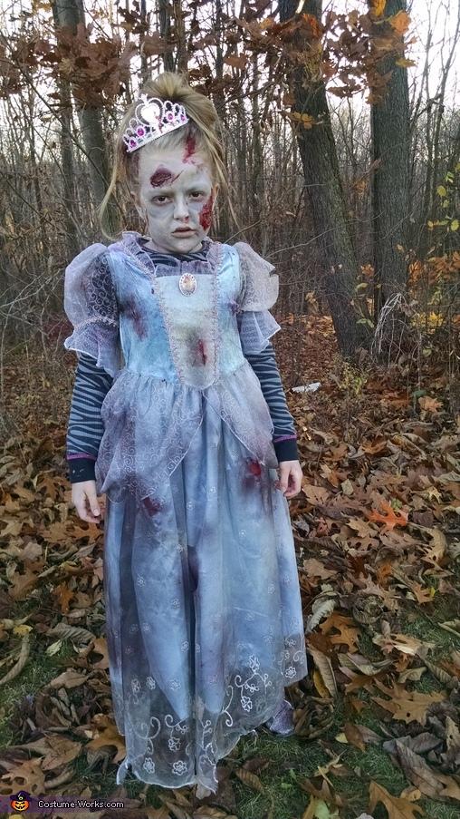 Cinderella Zombie Costume