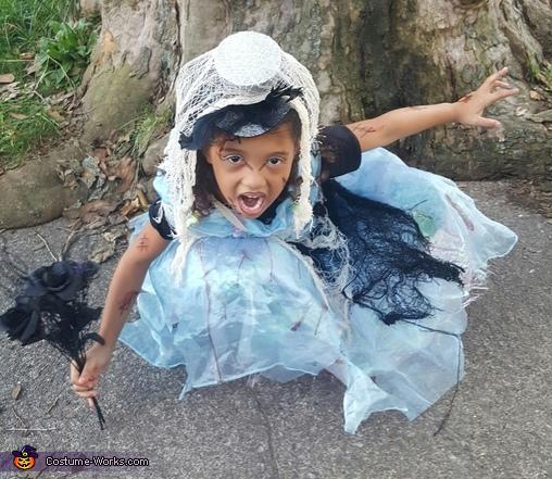 Cinderella Zombie Bride 2, Cinderella Zombie Bride Costume