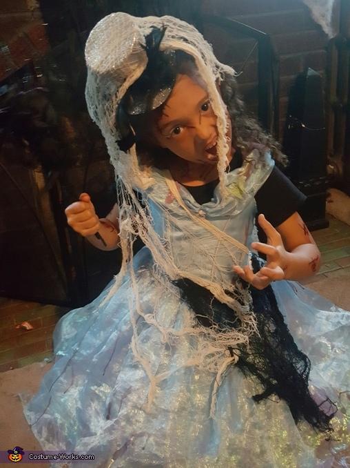 Cinderella Zombie Bride 3, Cinderella Zombie Bride Costume