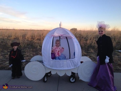 Cinderella's Carriage Costume